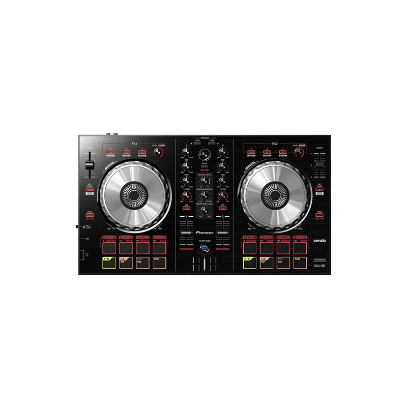 DDJSB MIDI