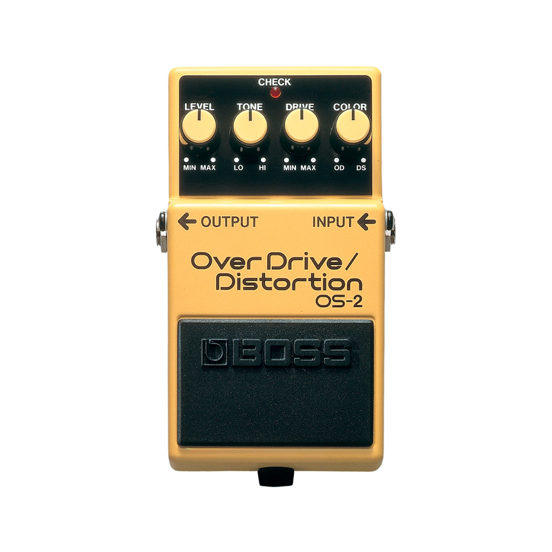 OS2 OVERDRIVE DISTORTION