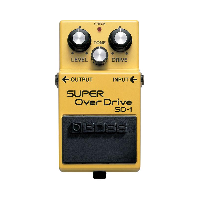 SD1 SUPER OVERDRIVE