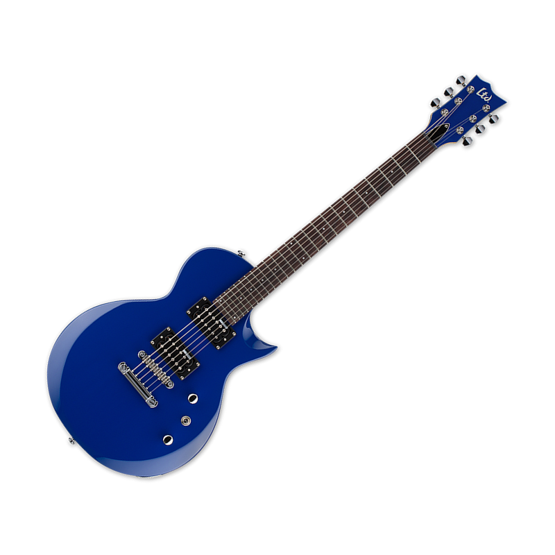 GUITARRA ELECTRICA LTD,EC10 BLUE