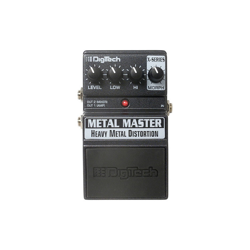 XMM METAL MASTER DISTORSION