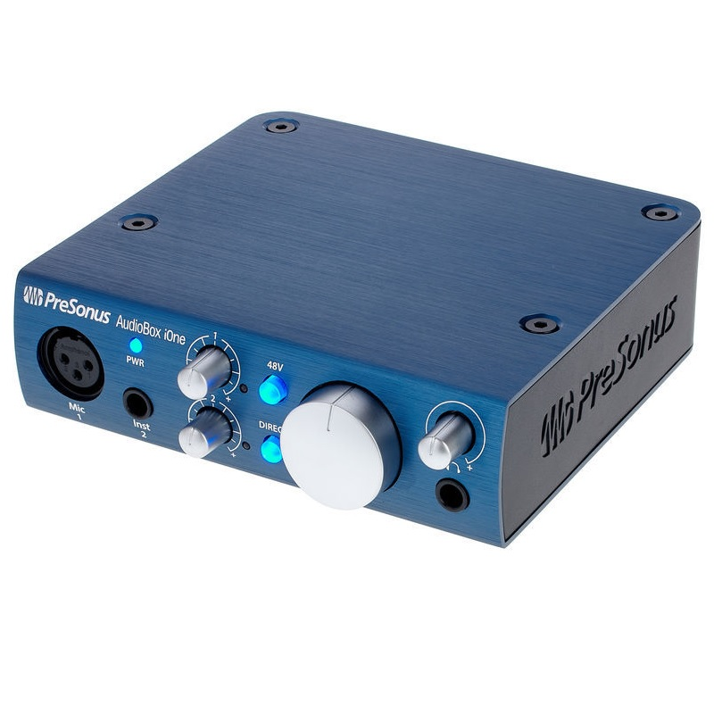AUDIOBOX I ONE