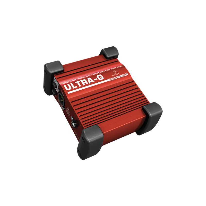 GI100 ULTRA-G Activa  Instrumentos